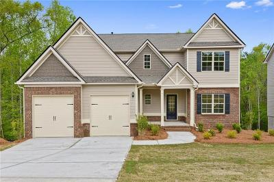 Cumming Single Family Home For Sale: 5125 Hamby Hollow Lane