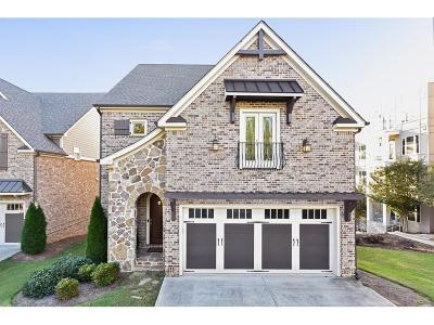 Brookhaven Single Family Home For Sale: 2520 Ellijay Drive NE