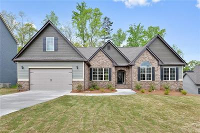 Cumming Single Family Home For Sale: 5065 Hamby Hollow Lane