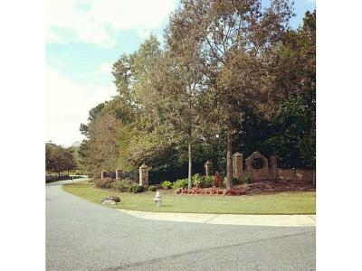 Cumming Residential Lots & Land For Sale: 8550 Woodland Brooke Trail