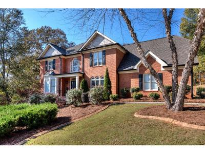 Cartersville Single Family Home For Sale: 492 Waterford Drive