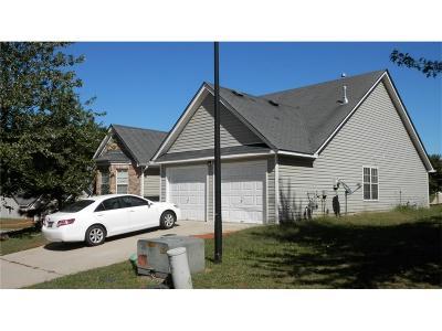 Covington Single Family Home For Sale: 320 Spring Lake Terrace