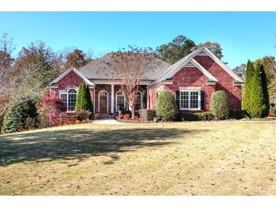 Emerson GA Single Family Home For Sale: $539,900