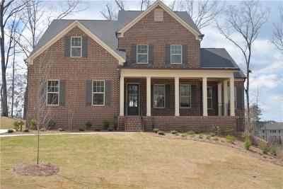Lilburn Single Family Home For Sale: 1244 Nash Springs Circle