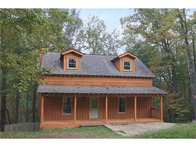 Cleveland Single Family Home For Sale: 420 Highland Trail