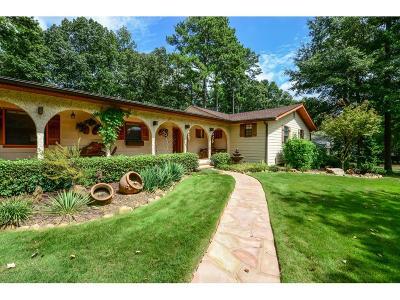 Brookhaven Single Family Home For Sale: 2671 Ashford Road NE