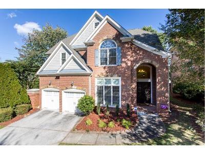 Atlanta Single Family Home For Sale: 2375 Briarcliff Commons NE