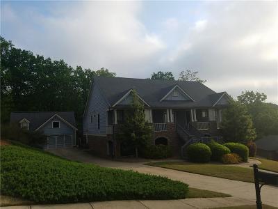 Canton Single Family Home For Sale: 505 Crested Hawk Ridge
