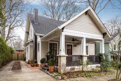 Decatur Single Family Home For Sale: 136 Emerson Avenue