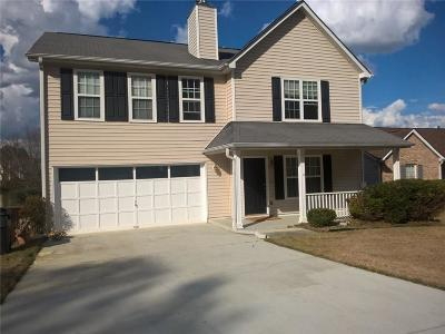 Fayetteville Single Family Home For Sale: 103 Harbour Lake Drive