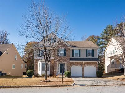 Single Family Home For Sale: 2785 Stonewall Lane SW