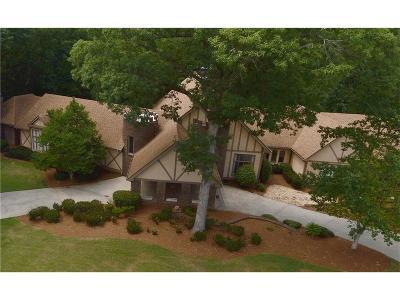 Alpharetta Single Family Home For Sale: 670 Saint Regis Lane