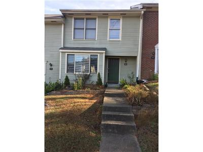 Norcross Condo/Townhouse For Sale: 505 Oakmont Lane