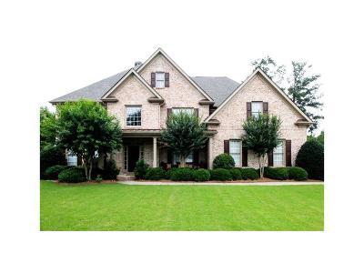 Single Family Home For Sale: 1122 Blackwell Farm Drive