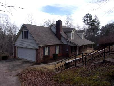 Dahlonega Single Family Home For Sale: 93 Deer Run Drive