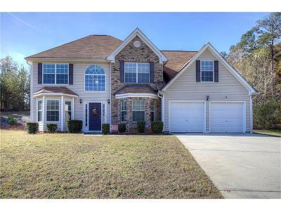 Stockbridge Single Family Home For Sale: 135 Hanes Creek Drive