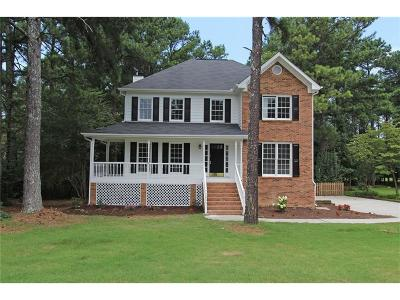Lawrenceville Single Family Home For Sale: 231 Gates Mill Drive