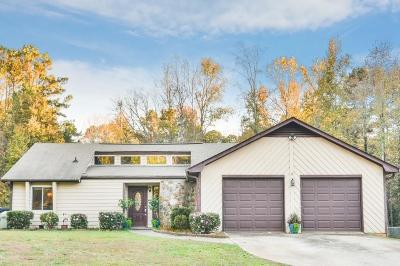 Fayetteville Single Family Home For Sale: 195 Pine Trail Road