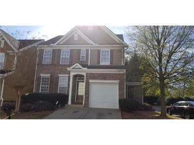 Lawrenceville Condo/Townhouse For Sale: 1522 Park Grove Drive