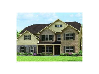 Marietta Single Family Home For Sale: 1391 Tanager Bridge Court