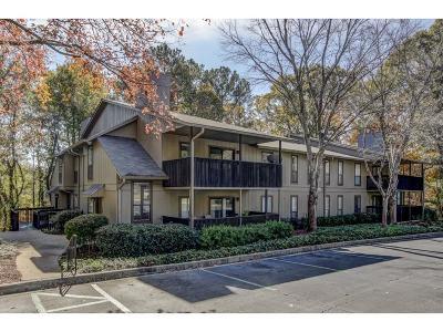Smyrna Condo/Townhouse For Sale: 1301 Cumberland Court SE