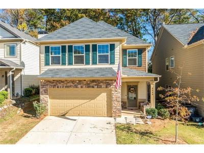 Buford Single Family Home For Sale: 3359 Woodward Down Trail
