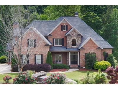 Flowery Branch Single Family Home For Sale: 4622 Deer Creek Court