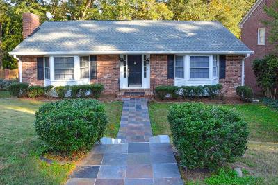 Atlanta Single Family Home For Sale: 1963 Lebanon Drive NE