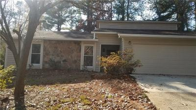 Lilburn Single Family Home For Sale: 986 Tahoe Trail NW