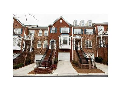Smyrna Condo/Townhouse For Sale: 205 Macleans Cross Lane SE #15