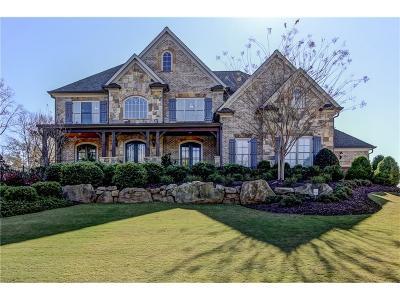 Alpharetta Single Family Home For Sale: 3267 Watsons Bend