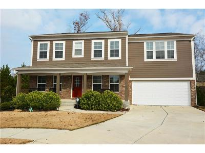 Sugar Hill Single Family Home For Sale: 5525 Summer Creek Court