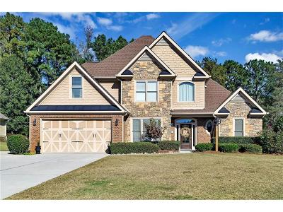 Loganville Single Family Home For Sale: 1401 Silver Thorne Court