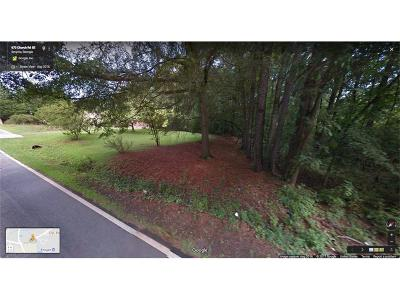 Smyrna Residential Lots & Land For Sale: 511 Church Road SE