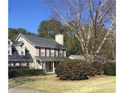 Snellville Single Family Home For Sale: 1625 Summit View Way