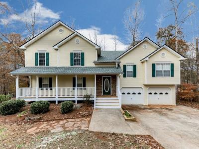 Acworth Single Family Home For Sale: 304 Sable Trace Court