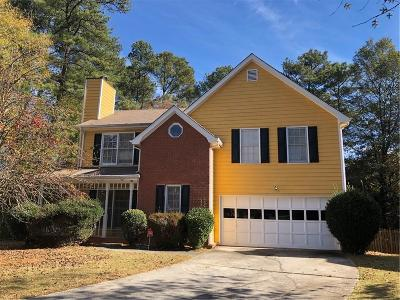 Norcross Single Family Home For Sale: 1211 Daleview Court