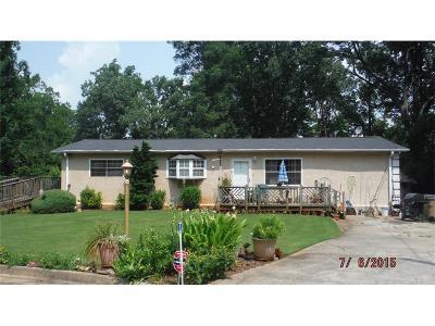 Kennesaw Single Family Home For Sale: 4718 Rambling Road NE