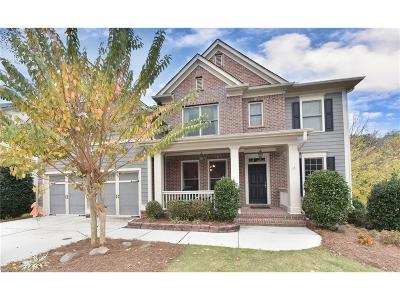 Flowery Branch Single Family Home For Sale: 7475 Shady Glen Drive