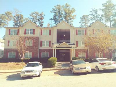 Lithonia Condo/Townhouse For Sale: 4104 Fairington Village Drive