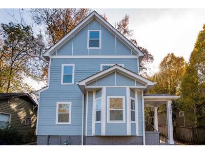 Atlanta Single Family Home For Sale: 2295 Sutton Street