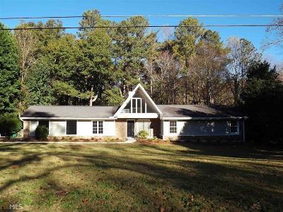 Lilburn Single Family Home For Sale: 3793 Finger Creek SW