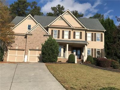 Acworth Single Family Home For Sale: 1920 Addington Court NW