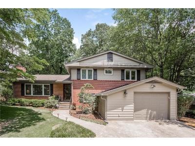 Atlanta Single Family Home For Sale: 1079 Burton Drive