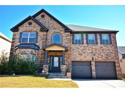 Douglasville Single Family Home For Sale: 8746 Puett Drive