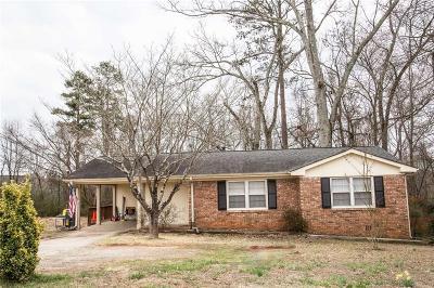 Lawrenceville Single Family Home For Sale: 1274 Lawrenceville Highway
