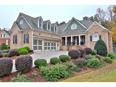 Marietta Single Family Home For Sale: 2178 Ellis Farm Drive
