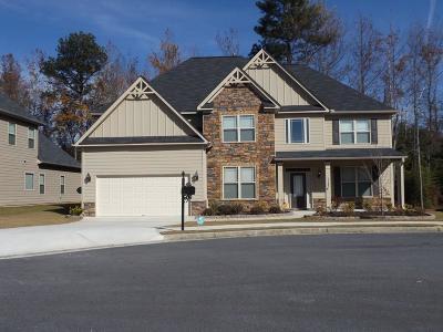 Grayson Single Family Home For Sale: 2189 Arlington Walk Lane
