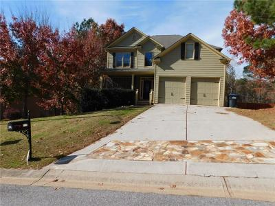 Single Family Home For Sale: 317 Red Fox Drive