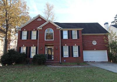 Stone Mountain Single Family Home For Sale: 485 Watson Bay